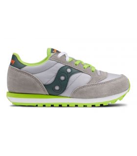 Zapatillas Saucony Jazz Original Gris Verde