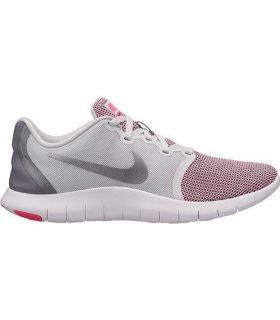 Zapatillas Nike Flex Contact 2 Mujer Plata