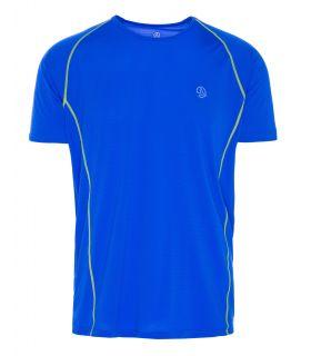 Camiseta Ternua Undre Hombre Azul. Oferta y Comprar online