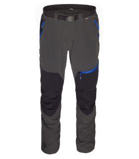 Pantalones Ternua Kacper Hombre Gris