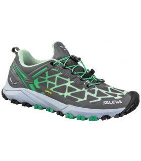 Zapatillas Salewa Ws Multi Track GTX Mujer Verde