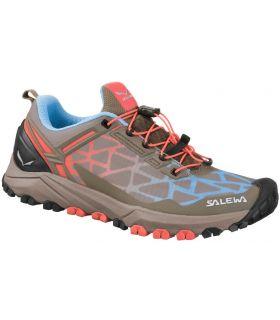 Salewa Ws Mujer Ceniza Zapatillas Track Multi j4R3L5A