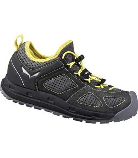 Zapatillas Salewa Jr Swift Niños Negro