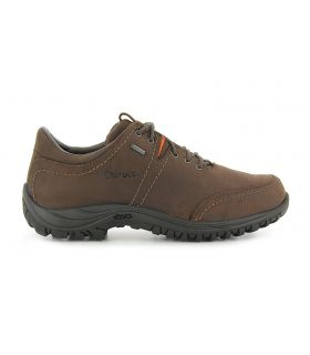 ZAPATILLAS CHIRUCA DETROIT 12 GORE-TEX MARRON