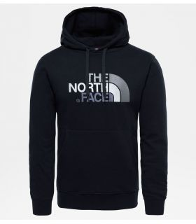 Sudadera The North Face Drew Peak Hombre Negro Gris