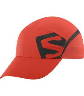 Gorra Salomon Xa Cap Rojo. Oferta y Comprar online