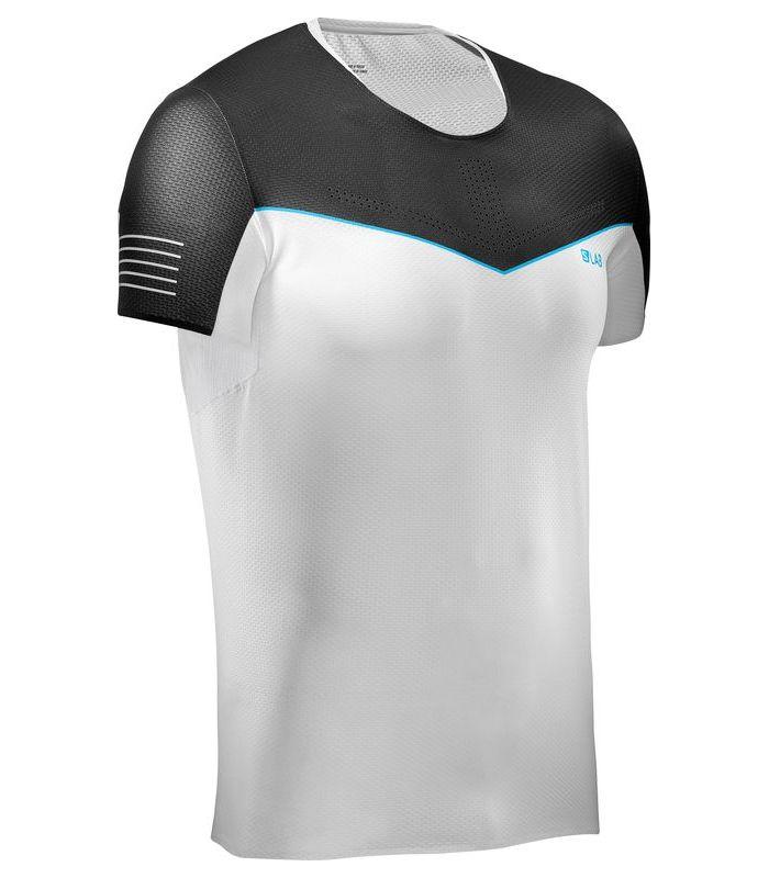 Compra online Camiseta Salomon S-Lab Sense Tee Hombre Blanco Negro en oferta al mejor precio