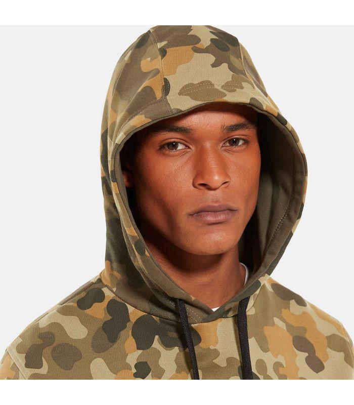 Compra online Sudadera The North Face Drew Peak Hombre Camuflaje en oferta al mejor precio