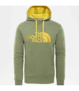 Sudadera The North Face Drew Peak Hombre Verde