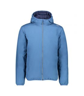 Chaqueta Campagnolo Fix Hood 3Z23677 Hombre Azul