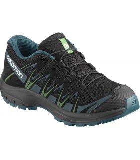 Zapatillas Salomon Xa Pro 3d J Niños Negro. Oferta y Comprar online