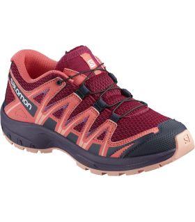 Zapatillas Salomon Xa Pro 3d J Niños Cerise. Oferta y Comprar online