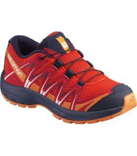 Zapatillas Salomon Xa Pro 3d J Niños Cherry. Oferta y Comprar online