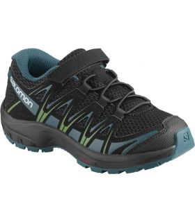 Zapatillas Salomon Xa Pro 3d K Niños Negro. Oferta y Comprar online