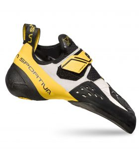 Pies de gato La Sportiva Solution White-Yellow. Oferta y Comprar online