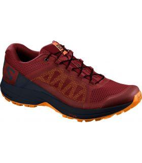 Zapatillas Salomon XA Elevate Hombre Rojo. Oferta y Comprar online
