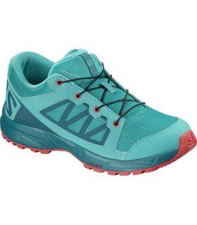 Zapatillas Salomon Xa Elevate J Niños Azul. Oferta y Comprar online