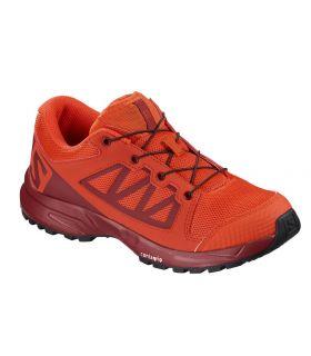 Zapatillas Salomon Xa Elevate J Niños Rojo. Oferta y Comprar online