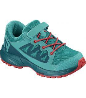 Zapatillas Salomon Xa Elevate K Niños Azul. Oferta y Comprar online