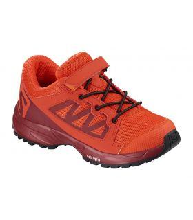 Zapatillas Salomon Xa Elevate K Niños Rojo. Oferta y Comprar online