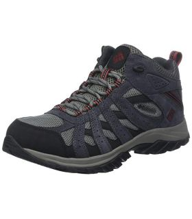 Botas Columbia Canyon Point Mid Waterproof Hombre Carbon. Oferta y Comprar online