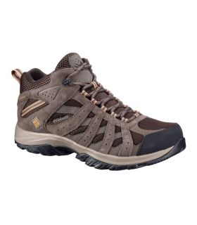 Botas Columbia Canyon Point Mid Waterproof Hombre Marron. Oferta y Comprar online