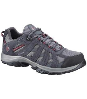 Zapatillas Columbia Canyon Point Waterproof Hombre Carbon