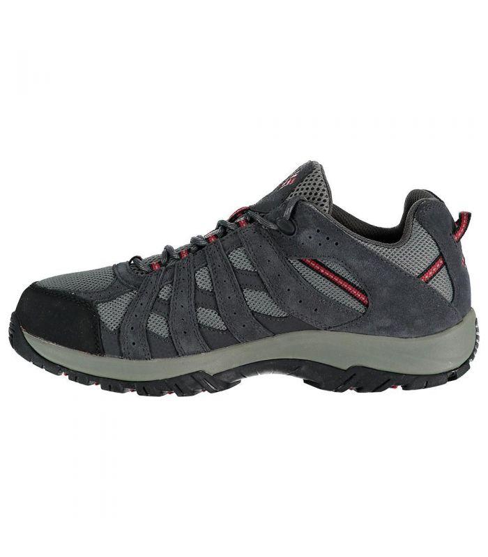 Compra online Zapatillas Columbia Canyon Point Waterproof Hombre Carbon en oferta al mejor precio