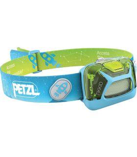 Frontal Petzl Tikkid Niños Azul. Oferta y Comprar online