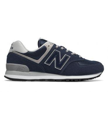 Zapatillas New Balance ML574 Hombre Azul