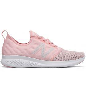 Zapatillas New Balance Fuel Core Coast Mujer Rosa. Oferta y Comprar online