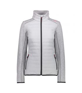 Chaqueta Campagnolo Jacket Hybrid 38H1566 Mujer Ice