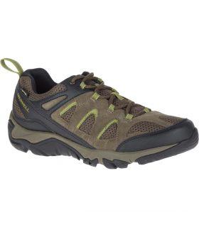 Zapatillas Merrell Outmost Vent GoreTex Hombre Roca. Oferta y Comprar online