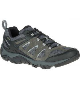 Zapatillas Merrell Outmost Vent GoreTex Hombre Granite