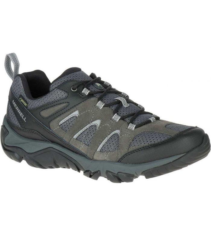Compra online Zapatillas Merrell Outmost Vent GoreTex Hombre Granite en oferta al mejor precio