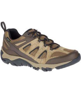 Zapatillas Merrell Outmost Vent GoreTex Hombre Canguro. Oferta y Comprar online