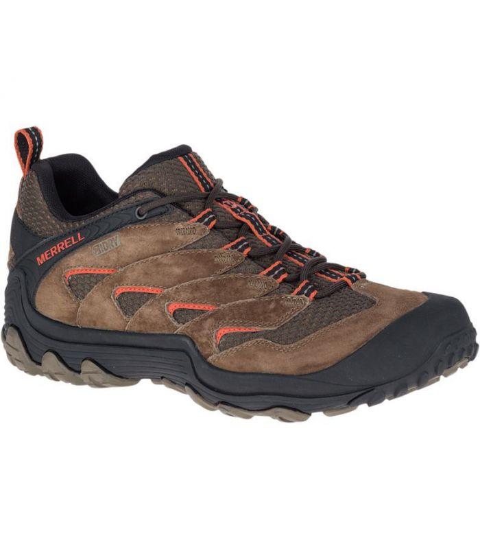 Compra online Zapatillas Merrell Chameleon 7 Limit WP Hombre Stone en oferta al mejor precio
