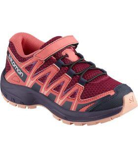 Zapatillas Salomon Xa Pro 3d K Niños Cerise. Oferta y Comprar online