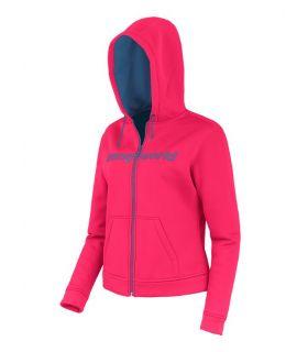 Sudadera trekking Trangoworld Liena Mujer Rosa Fluor. Oferta y Comprar online