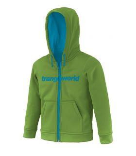 Sudadera Trangoworld Oby Niños Verde Azul. Oferta y Comprar online
