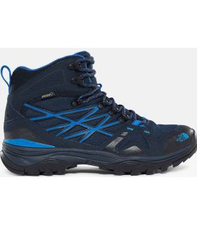 Botas The North Face Hedgehog Fastpack Mid Gtx Hombre Azul