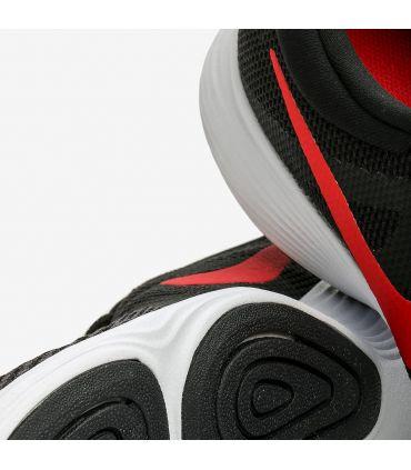 Zapatillas Nike Revolution 4 Eu Hombre Negro Rojo