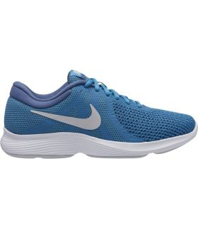 Zapatillas Nike Revolution 4 Eu Mujer Tormenta. Oferta y Comprar online