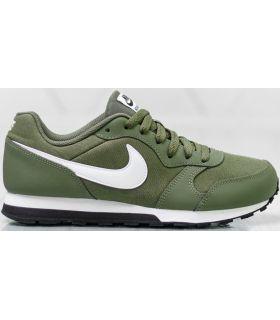 Zapatillas Nike Md Runner 2 GS Oliva