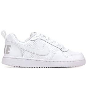 Zapatillas Nike Court Borough Low Gs Blanco. Oferta y Comprar online