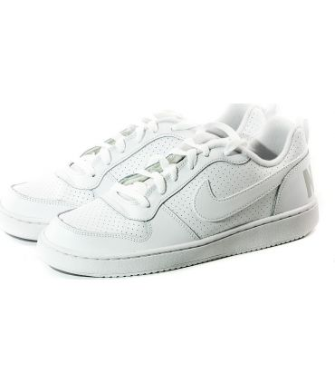 Zapatillas Nike Court Borough Low Gs Blanco