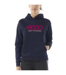 Sudadera +8000 Toroni 424 Mujer Azul Noche. Oferta y Comprar online