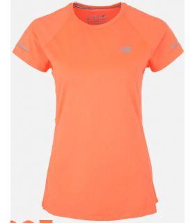 Camiseta New Balance Ice 2.0 SS Mujer Libélula