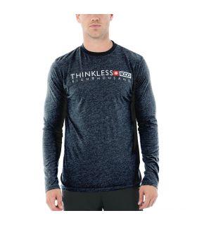 Camiseta +8000 Ampato 18I 104 Hombre Gris Vigoré