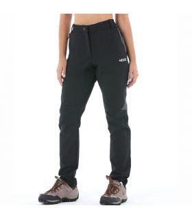 Pantalones +8000 Talca 18I 005 Mujer Negro. Oferta y Comprar online